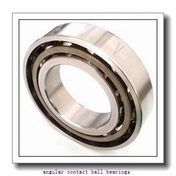 4.25 Inch | 107.95 Millimeter x 5 Inch | 127 Millimeter x 0.375 Inch | 9.525 Millimeter  CONSOLIDATED BEARING KC-42 ARO  Angular Contact Ball Bearings