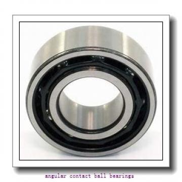 1.181 Inch | 30 Millimeter x 2.835 Inch | 72 Millimeter x 1.189 Inch | 30.2 Millimeter  CONSOLIDATED BEARING 5306-2RS C/3  Angular Contact Ball Bearings