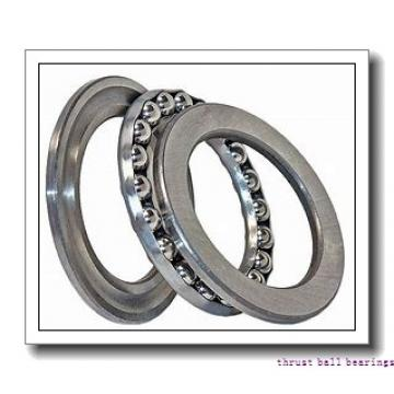 30 mm x 68 mm x 9 mm  FAG 52208  Thrust Ball Bearing