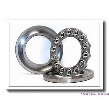 INA 2917-J  Thrust Ball Bearing