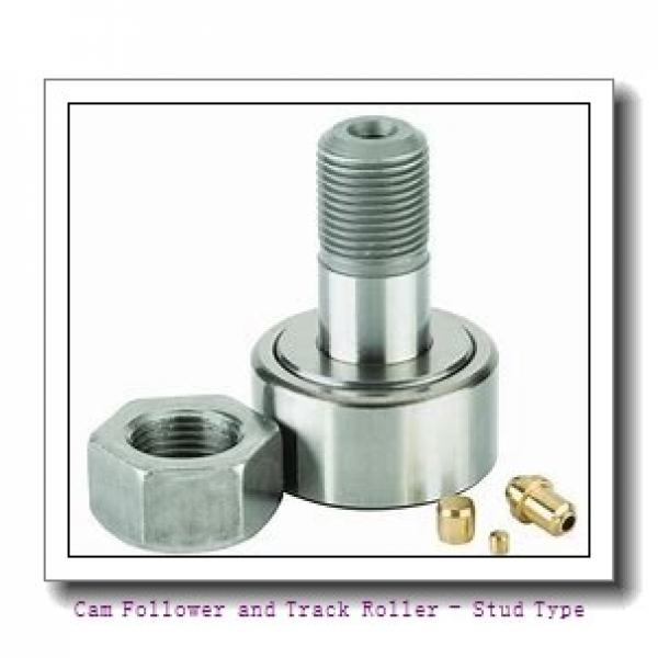 IKO CF30-2VUU  Cam Follower and Track Roller - Stud Type #2 image