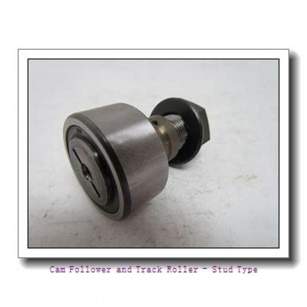 IKO CR32VB  Cam Follower and Track Roller - Stud Type #1 image